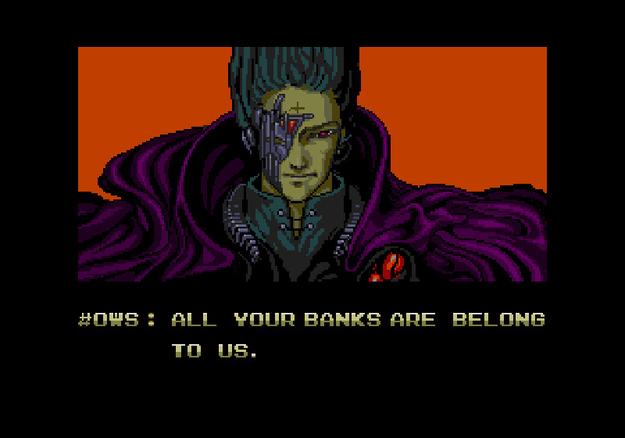 Banks Die, Memes Stay Alive