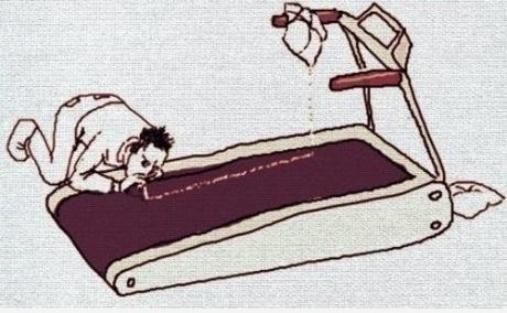 Coke On A Treadmill