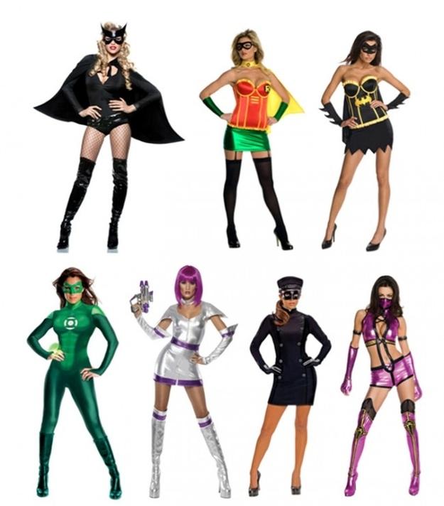 32 Top Geeky (yet Sexy!) Halloween Costumes