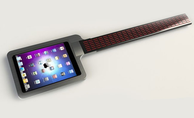 iTar: The iPad Guitar