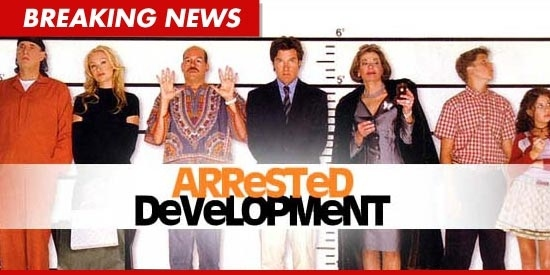'ARRESTED DEVELOPMENT' Coming Back for One More Season!!!!