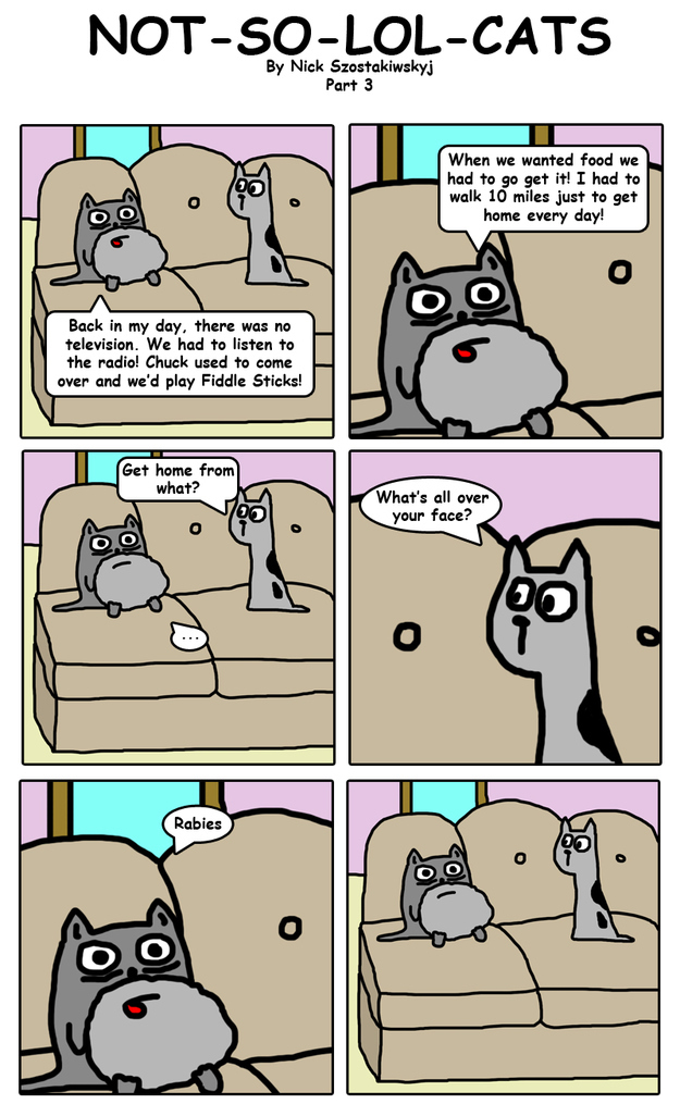 Not-So-LoL Cats Episode 3