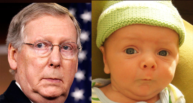 Mitch -- Get Ready for the Paternity Test!