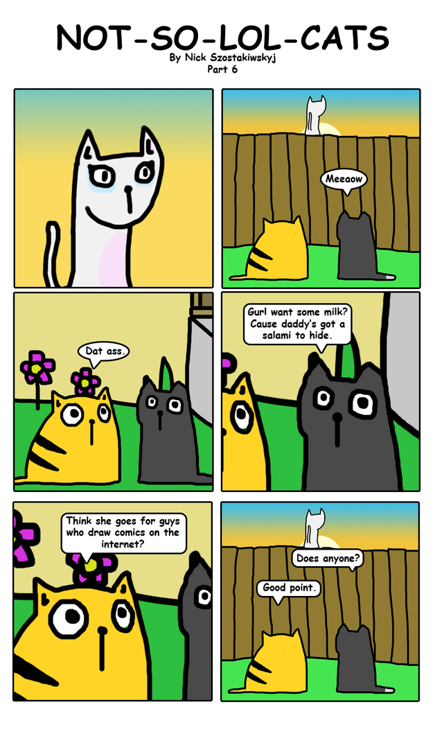 Not-So-LoL Cats Episode 6