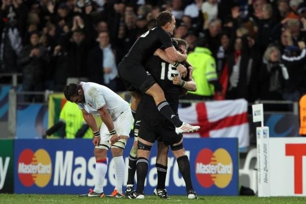 All Blacks Win the World Cup