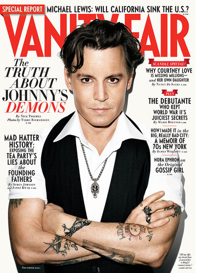 Johnny Depp Compares Photo Shoots To Rape