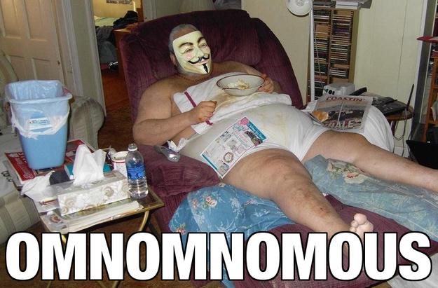 We Are Omnomnomous