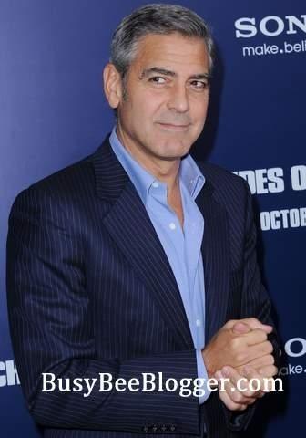 George Clooney Got Greedy In NYC