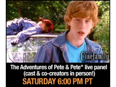 90's Kids Get a Treat With the Pete & Pete Reunion Show