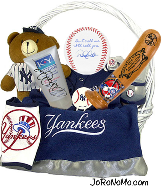 This Just In…Derek Jeter's Postcoital Gift Baskets Are This Year's Must-Have