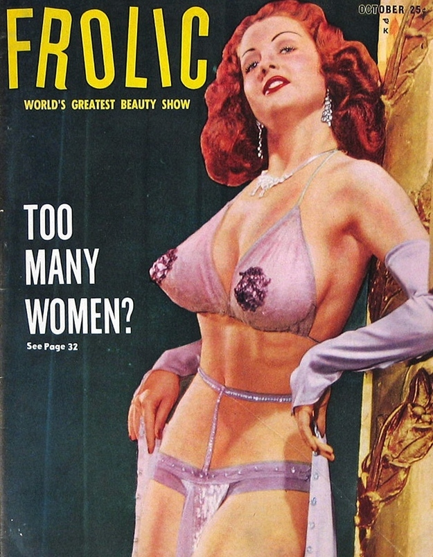 Big Breasts and Color Covers of Russ Meyer