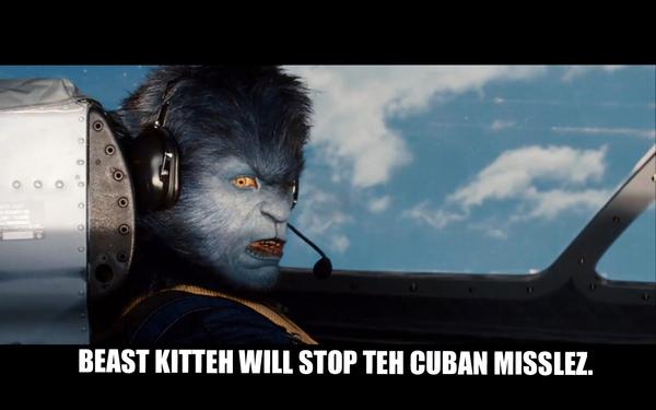 Beast Kitteh!