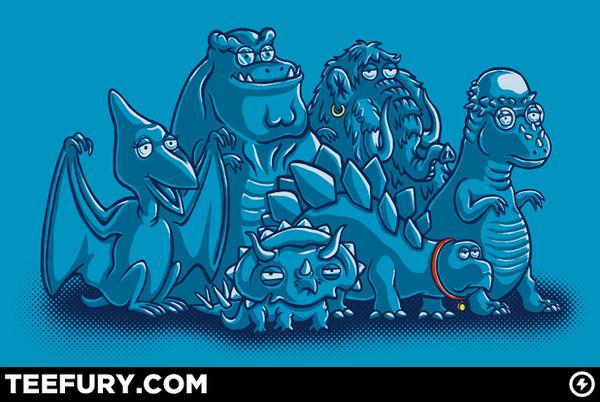 Prehistoric Family Guy