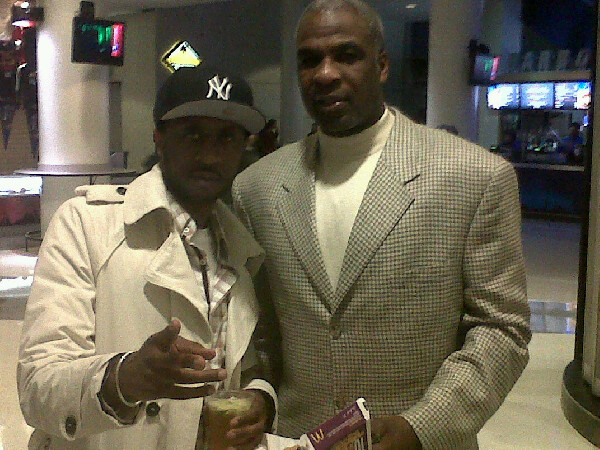 Legendary Knicks enforcer Charles Oakley enjoys the finer things in life, you know, like 20 piece McNuggets