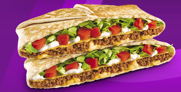 Taco Bell Offers Crunchwrap Supreme for 88 Cents