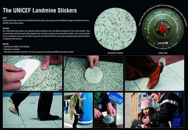 Land Mines Everywhere !!!