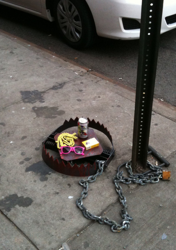Hipster Trap In NYC
