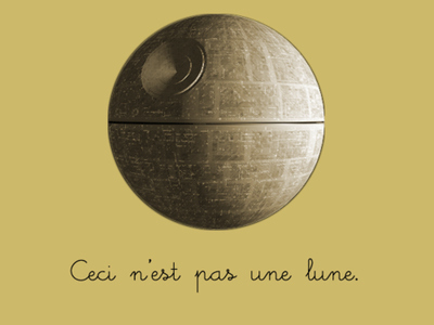 Ceci N'est Pas Une Lune