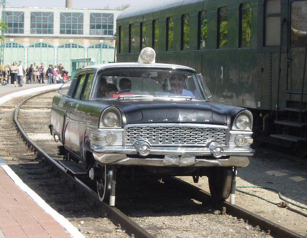 Railway Taxi Cab