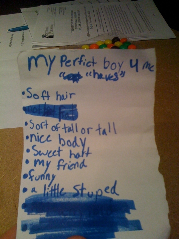 """My Perfict Boy 4 Me"""
