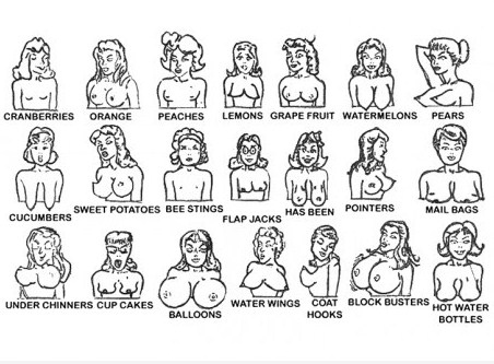 Pick Your Favorite Boobs