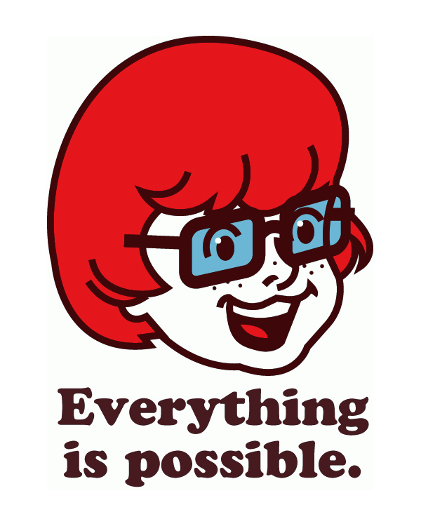Encouragement Velma