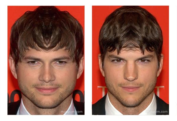 Ashton Kutcher Gets Muggumed!