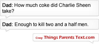 How Much Coke Did Charlie Sheen Take?