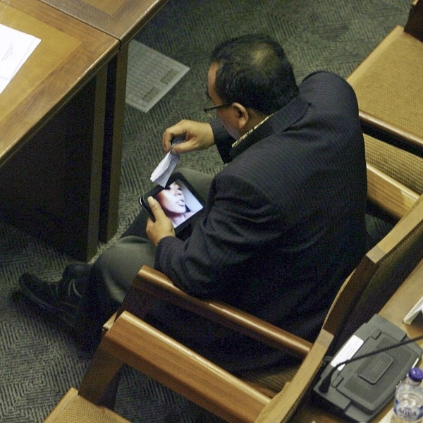Anti-Porn Indonesian MP Resigns After Being Caught Looking At Porn