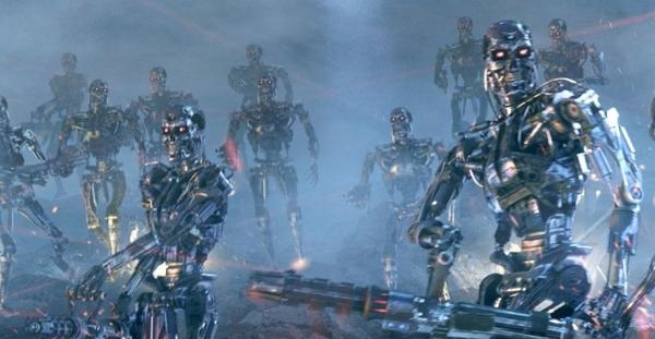 Skynet Becomes Self-Aware Tonight…Terminators Kill Us Tomorrow