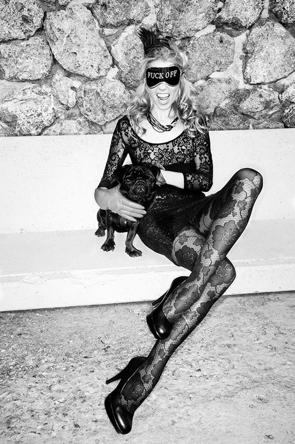 Black and White Fashion Photography by Marco Tenaglia
