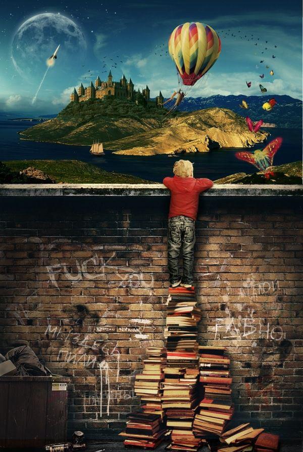 Escape With Books