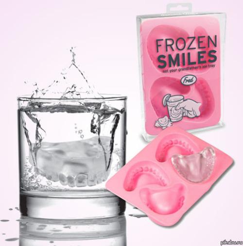 Frozen Smiles