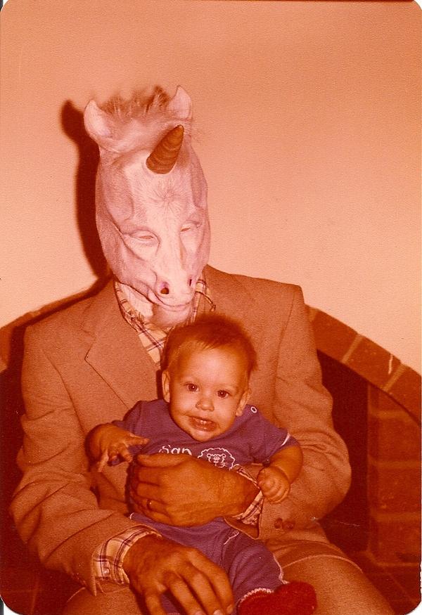 Sit On Uncle Unicorn's Knee