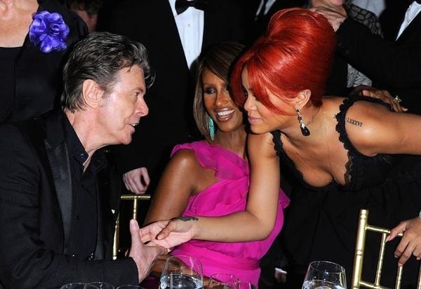 Rihanna Meets Bowie