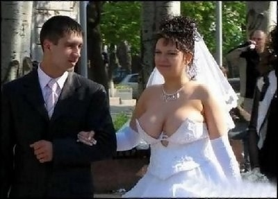 Boobs Bride