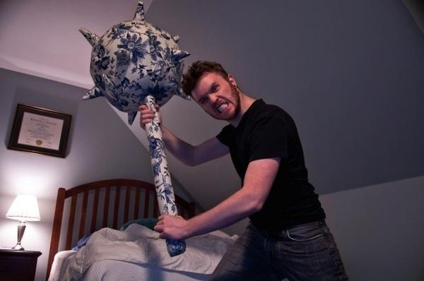 Pillow Fight Mace
