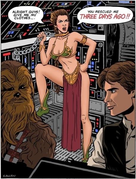 Star Wars DeletedScene