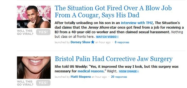 The Perfect Frontpage Juxtaposition
