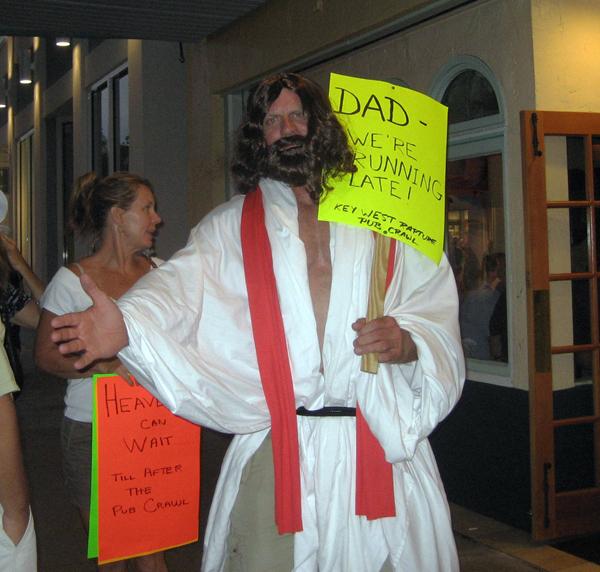 Jesus DID Come Back Tonight