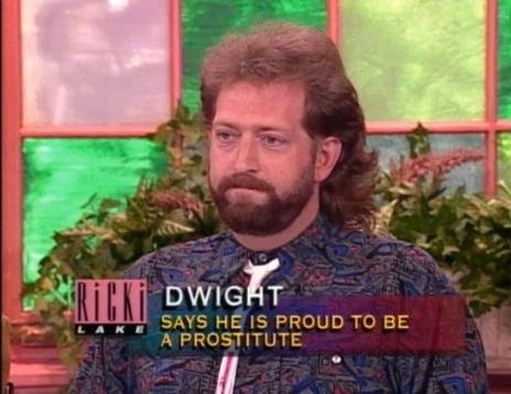 Meet Dwight...