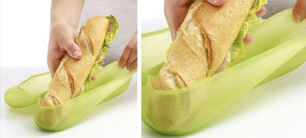 Baguette Buddy: Next Level Sandwich Protection