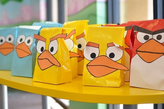 Angry Bird Goodie Bags