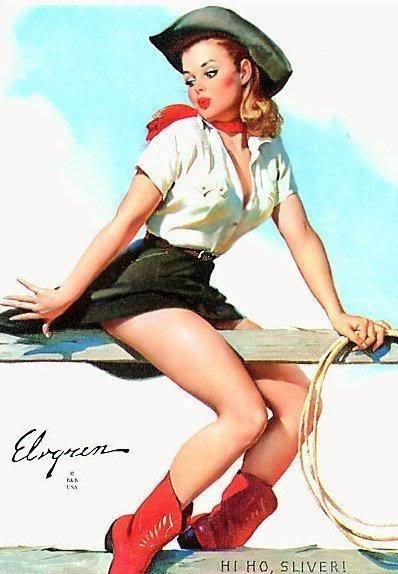 Pin Up Girls 40s & 50s [pics]