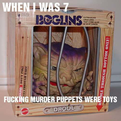 Fact: We Won The Cold War Because Of Boglins