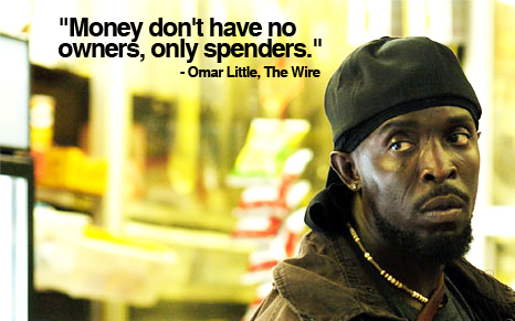 Best Omar Little Quote