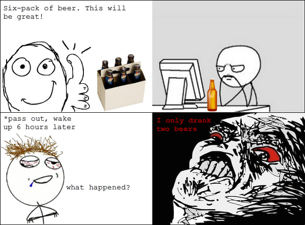 Beer + The Internet: A Cautionary Tale