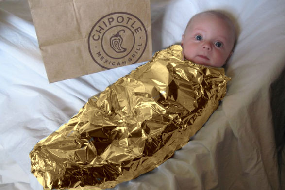Future Food Baby
