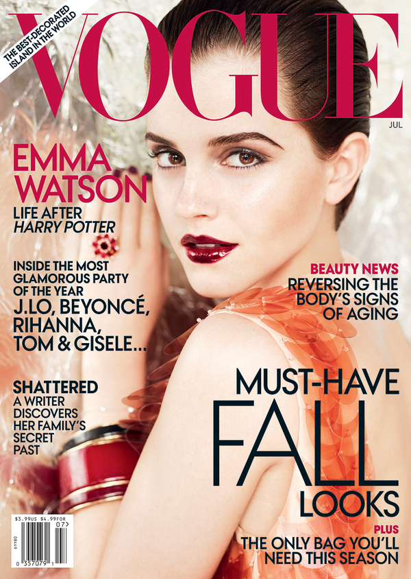 Vogue Wants Us to Dislike Emma Watson