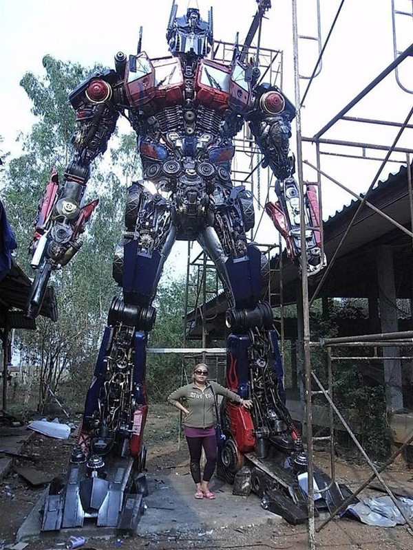 Transformers Recyclable Scrap